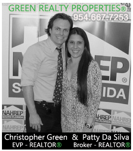 Christopher Green and Patty Da Silva, Broker - REALTORS